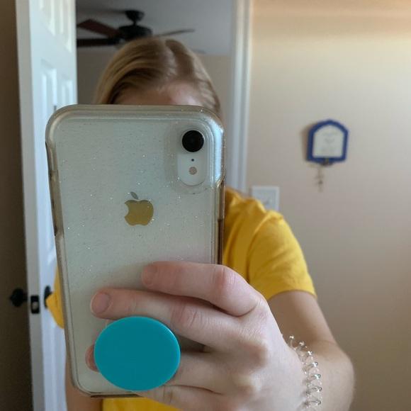 best website f9a22 5ddb2 iPhone XR OtterBox Symmetry Case & Popsocket
